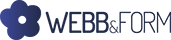 Webb&Form Logotyp