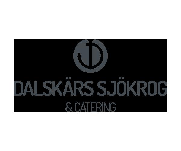 Logotyp Dalskärs Sjökrog - Portfolio Webb&Form